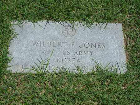 JONES (VETERAN KOR), WILBERT E - Pulaski County, Arkansas | WILBERT E JONES (VETERAN KOR) - Arkansas Gravestone Photos