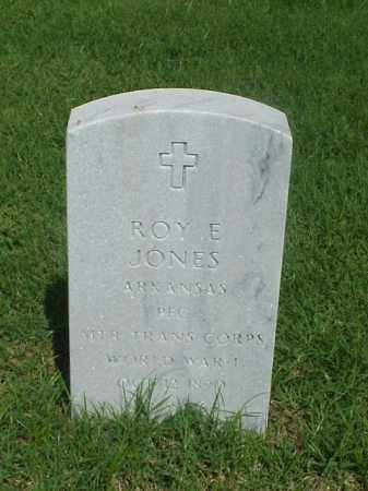 JONES (VETERAN WWI), ROY E - Pulaski County, Arkansas | ROY E JONES (VETERAN WWI) - Arkansas Gravestone Photos