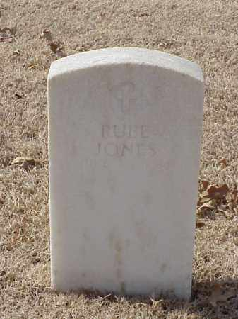 JONES (VETERAN UNION), RUBE - Pulaski County, Arkansas | RUBE JONES (VETERAN UNION) - Arkansas Gravestone Photos