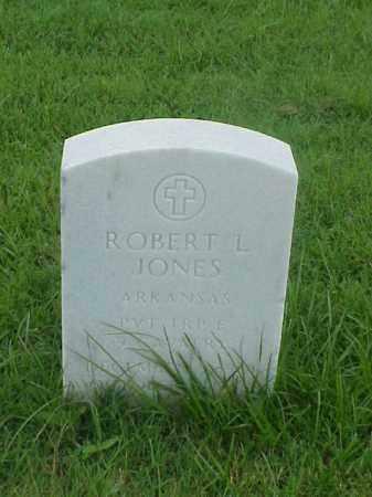 JONES (VETERAN), ROBERT L - Pulaski County, Arkansas | ROBERT L JONES (VETERAN) - Arkansas Gravestone Photos
