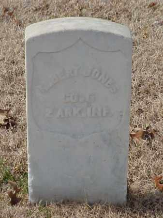 JONES (VETERAN UNION), ALBERT - Pulaski County, Arkansas | ALBERT JONES (VETERAN UNION) - Arkansas Gravestone Photos