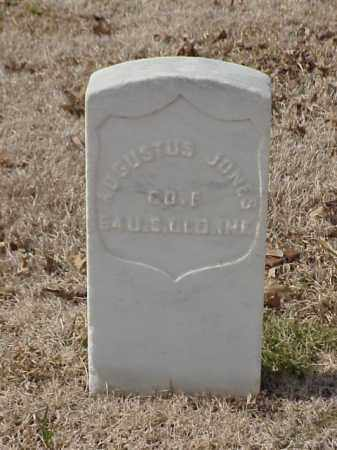 JONES (VETERAN UNION), AUGUSTUS - Pulaski County, Arkansas | AUGUSTUS JONES (VETERAN UNION) - Arkansas Gravestone Photos