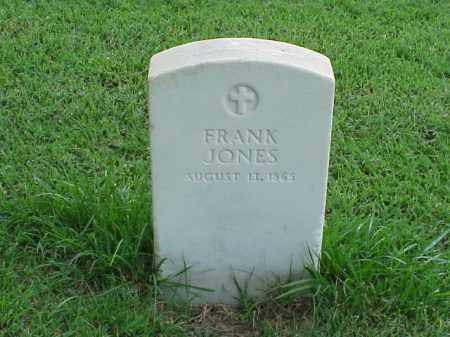 JONES, FRANK - Pulaski County, Arkansas | FRANK JONES - Arkansas Gravestone Photos