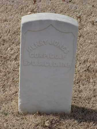 JONES (VETERAN UNION), HENRY - Pulaski County, Arkansas | HENRY JONES (VETERAN UNION) - Arkansas Gravestone Photos