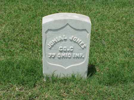 JONES (VETERAN UNION), JOHIAL - Pulaski County, Arkansas | JOHIAL JONES (VETERAN UNION) - Arkansas Gravestone Photos