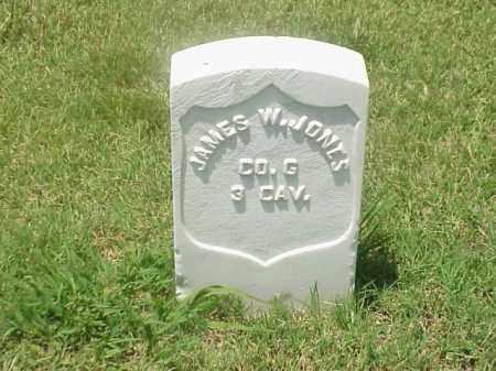 JONES (VETERAN UNION), JAMES W - Pulaski County, Arkansas | JAMES W JONES (VETERAN UNION) - Arkansas Gravestone Photos