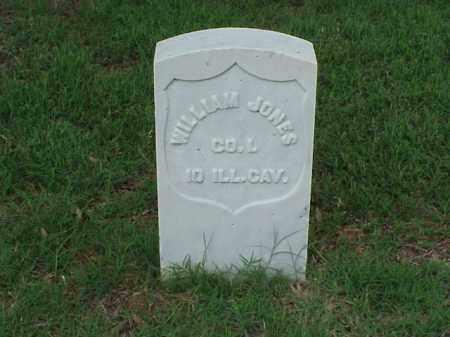 JONES (VETERAN UNION), WILLIAM - Pulaski County, Arkansas | WILLIAM JONES (VETERAN UNION) - Arkansas Gravestone Photos