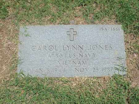 JONES (VETERAN VIET), CAROL LYNN - Pulaski County, Arkansas | CAROL LYNN JONES (VETERAN VIET) - Arkansas Gravestone Photos