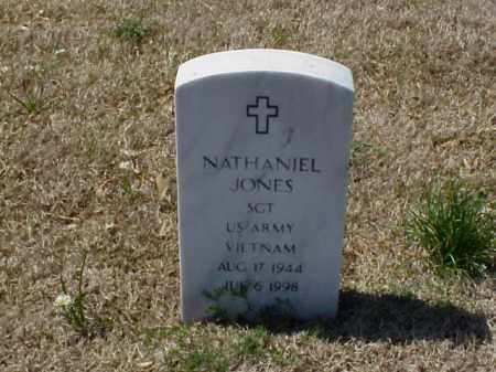 JONES (VETERAN VIET), NATHANIEL - Pulaski County, Arkansas | NATHANIEL JONES (VETERAN VIET) - Arkansas Gravestone Photos