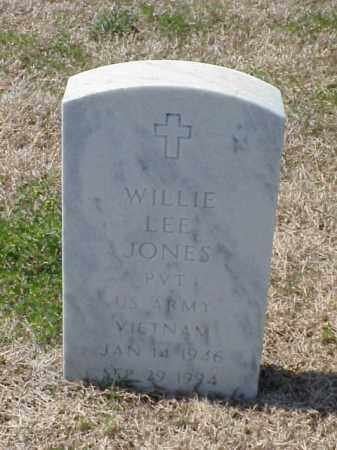 JONES (VETERAN VIET), WILLIE LEE - Pulaski County, Arkansas | WILLIE LEE JONES (VETERAN VIET) - Arkansas Gravestone Photos