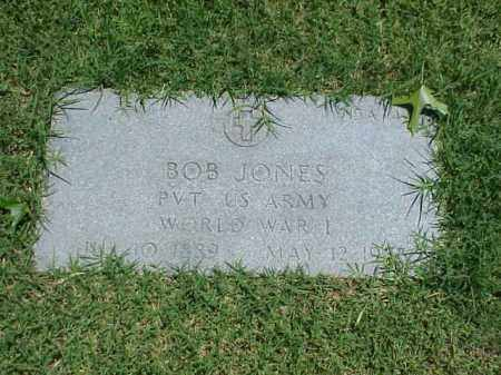 JONES (VETERAN WWI), BOB - Pulaski County, Arkansas | BOB JONES (VETERAN WWI) - Arkansas Gravestone Photos