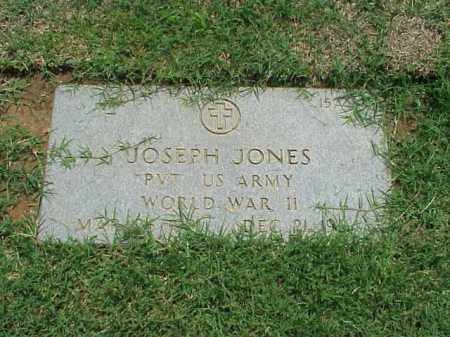 JONES (VETERAN WWII), JOSEPH - Pulaski County, Arkansas | JOSEPH JONES (VETERAN WWII) - Arkansas Gravestone Photos