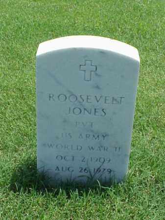 JONES (VETERAN WWII), ROOSEVELT - Pulaski County, Arkansas | ROOSEVELT JONES (VETERAN WWII) - Arkansas Gravestone Photos