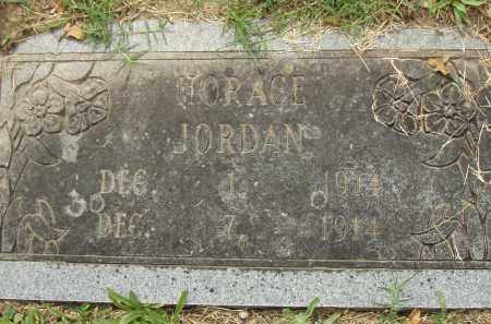 JORDAN, HORACE - Pulaski County, Arkansas | HORACE JORDAN - Arkansas Gravestone Photos