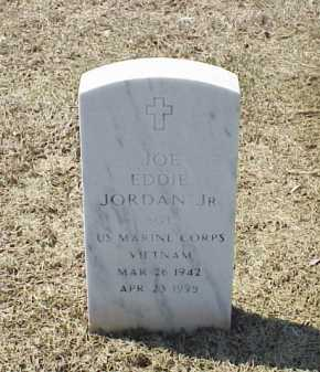 JORDAN, JR (VETERAN VIET), JOE EDDIE - Pulaski County, Arkansas | JOE EDDIE JORDAN, JR (VETERAN VIET) - Arkansas Gravestone Photos