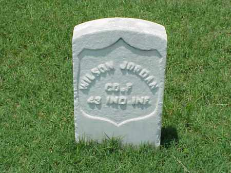JORDAN (VETERAN UNION), WILSON - Pulaski County, Arkansas | WILSON JORDAN (VETERAN UNION) - Arkansas Gravestone Photos