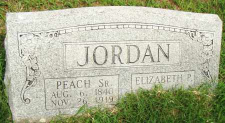JORDAN, SR., PEACH - Pulaski County, Arkansas | PEACH JORDAN, SR. - Arkansas Gravestone Photos