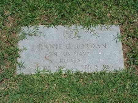 JORDAN (VETERAN KOR), JOHN G - Pulaski County, Arkansas | JOHN G JORDAN (VETERAN KOR) - Arkansas Gravestone Photos