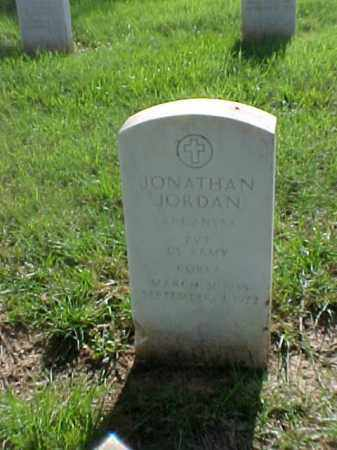 JORDAN (VETERAN KOR), JONATHAN - Pulaski County, Arkansas | JONATHAN JORDAN (VETERAN KOR) - Arkansas Gravestone Photos