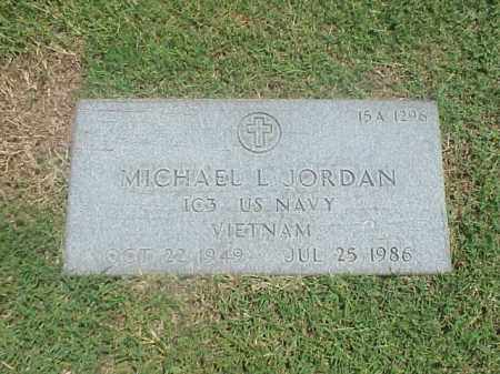 JORDAN (VETERAN VIET), MICHAEL L - Pulaski County, Arkansas | MICHAEL L JORDAN (VETERAN VIET) - Arkansas Gravestone Photos