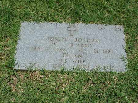 JORDAN (VETERAN WWI), JOSEPH - Pulaski County, Arkansas | JOSEPH JORDAN (VETERAN WWI) - Arkansas Gravestone Photos
