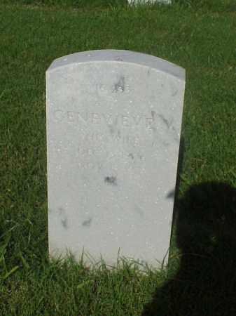 JOYCE, GENEVIEVE Y - Pulaski County, Arkansas | GENEVIEVE Y JOYCE - Arkansas Gravestone Photos