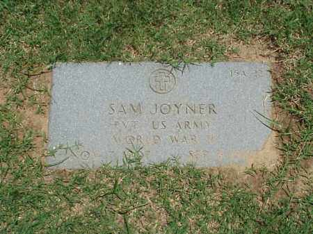 JOYNER (VETERAN WWII), SAM - Pulaski County, Arkansas | SAM JOYNER (VETERAN WWII) - Arkansas Gravestone Photos