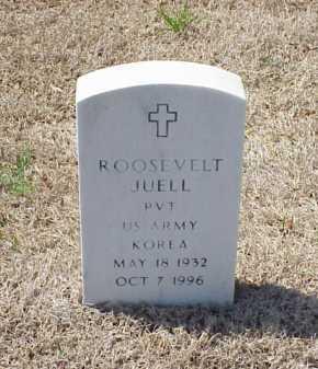 JUELL (VETERAN KOR), ROOSEVELT - Pulaski County, Arkansas | ROOSEVELT JUELL (VETERAN KOR) - Arkansas Gravestone Photos