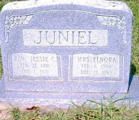 JUNIEL, ELNORA - Pulaski County, Arkansas | ELNORA JUNIEL - Arkansas Gravestone Photos