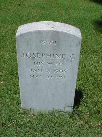 JURGERSON, JOSEPHINE C - Pulaski County, Arkansas | JOSEPHINE C JURGERSON - Arkansas Gravestone Photos
