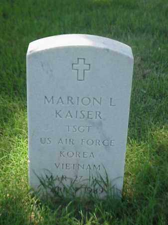 KAISER (VETERAN 2 WARS), MARION L - Pulaski County, Arkansas | MARION L KAISER (VETERAN 2 WARS) - Arkansas Gravestone Photos