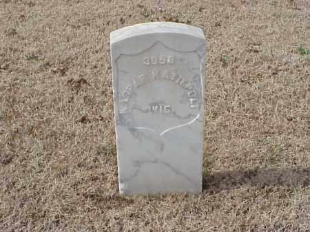 KATIEPOLT (VETERAN UNION), KASPAR - Pulaski County, Arkansas | KASPAR KATIEPOLT (VETERAN UNION) - Arkansas Gravestone Photos
