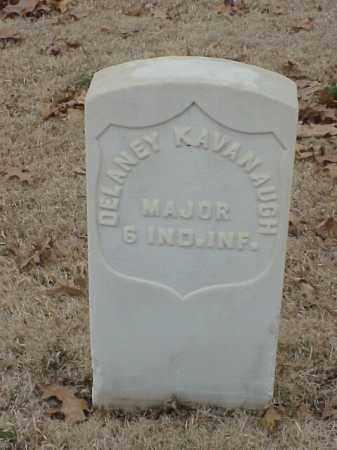 KAVANAUGH (VETERAN UNION), DELANEY - Pulaski County, Arkansas   DELANEY KAVANAUGH (VETERAN UNION) - Arkansas Gravestone Photos