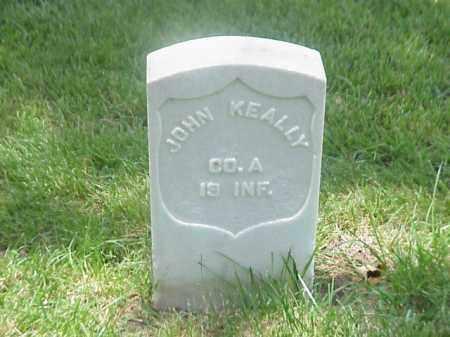 KEALLY (VETERAN UNION), JOHN - Pulaski County, Arkansas | JOHN KEALLY (VETERAN UNION) - Arkansas Gravestone Photos