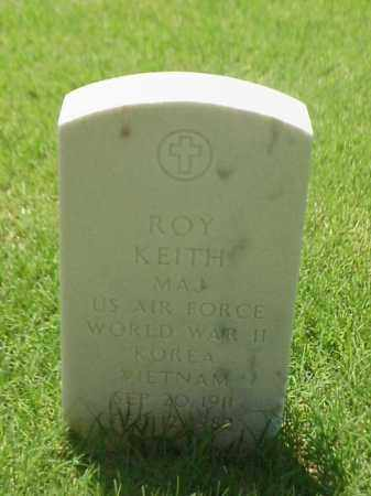 KEITH (VETERAN 3 WARS), ROY - Pulaski County, Arkansas | ROY KEITH (VETERAN 3 WARS) - Arkansas Gravestone Photos