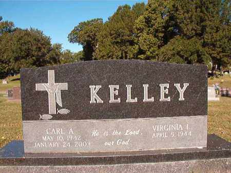 KELLEY, CARL A - Pulaski County, Arkansas | CARL A KELLEY - Arkansas Gravestone Photos