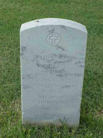 KELLEY (VETERAN 3 WARS), IRA M - Pulaski County, Arkansas | IRA M KELLEY (VETERAN 3 WARS) - Arkansas Gravestone Photos