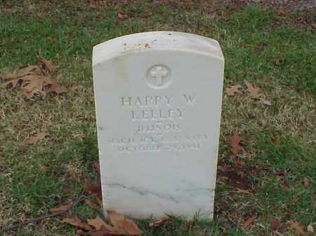 KELLEY (VETERAN SAW), HARRY W - Pulaski County, Arkansas | HARRY W KELLEY (VETERAN SAW) - Arkansas Gravestone Photos