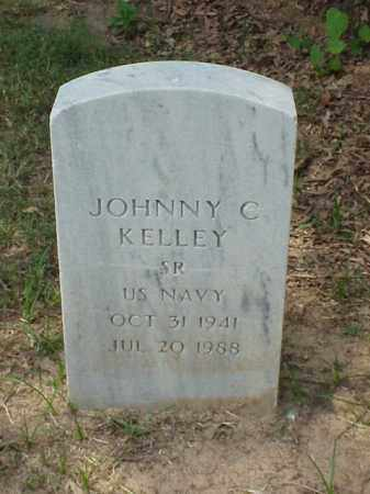 KELLEY (VETERAN), JOHNNY C - Pulaski County, Arkansas | JOHNNY C KELLEY (VETERAN) - Arkansas Gravestone Photos