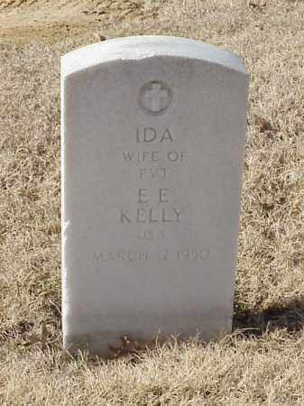 KELLY, IDA - Pulaski County, Arkansas | IDA KELLY - Arkansas Gravestone Photos