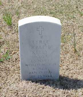 KELLY (VETERAN 2 WARS), TYREE RALPH - Pulaski County, Arkansas | TYREE RALPH KELLY (VETERAN 2 WARS) - Arkansas Gravestone Photos