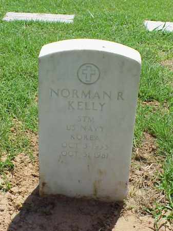 KELLY (VETERAN KOR), NORMAN R - Pulaski County, Arkansas | NORMAN R KELLY (VETERAN KOR) - Arkansas Gravestone Photos