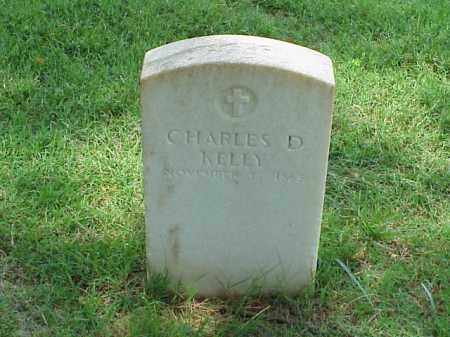 KELLY (VETERAN UNION), CHARLES D - Pulaski County, Arkansas | CHARLES D KELLY (VETERAN UNION) - Arkansas Gravestone Photos