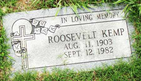KEMP, ROOSEVELT - Pulaski County, Arkansas | ROOSEVELT KEMP - Arkansas Gravestone Photos
