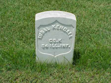 KENDALL (VETERAN UNION), TUBAL - Pulaski County, Arkansas | TUBAL KENDALL (VETERAN UNION) - Arkansas Gravestone Photos