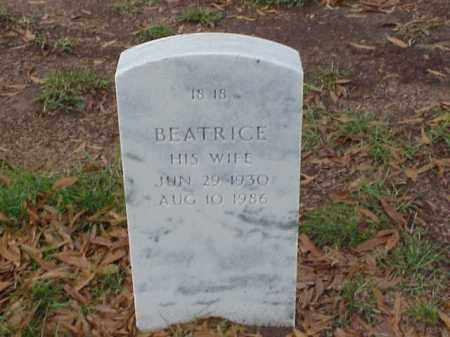 KENNEDY, BEATRICE - Pulaski County, Arkansas | BEATRICE KENNEDY - Arkansas Gravestone Photos
