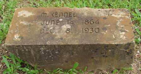KENNEDY, M. - Pulaski County, Arkansas | M. KENNEDY - Arkansas Gravestone Photos