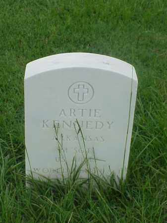 KENNEDY (VETERAN  2 WARS), ARTIE - Pulaski County, Arkansas | ARTIE KENNEDY (VETERAN  2 WARS) - Arkansas Gravestone Photos