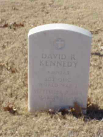 KENNEDY (VETERAN WWI), DAVID R - Pulaski County, Arkansas | DAVID R KENNEDY (VETERAN WWI) - Arkansas Gravestone Photos