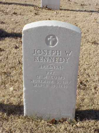 KENNEDY (VETERAN WWII), JOSEPH W - Pulaski County, Arkansas | JOSEPH W KENNEDY (VETERAN WWII) - Arkansas Gravestone Photos